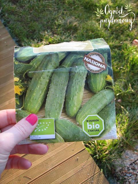 zakup nasion, ogród przydomowy