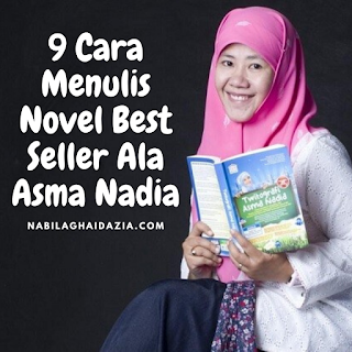 Cara Menulis Novel Best Seller