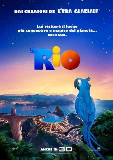 ... Un rarissimo pappagallo viene rapito da alcuni contrabbandieri nei  pressi di Rio de Janeiro per finire negli States e cadere dal camion che lo  trasporta ... 053255af45b