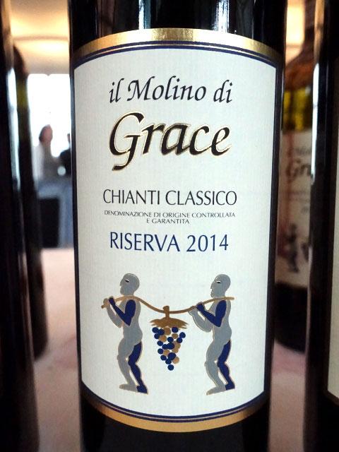 Il Molino di Grace Riserva Chianti Classico 2014 (91 pts)