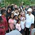 Jokowi Tinjau Pembangunan Runway dan Arus Balik di Soekarno-Hatta