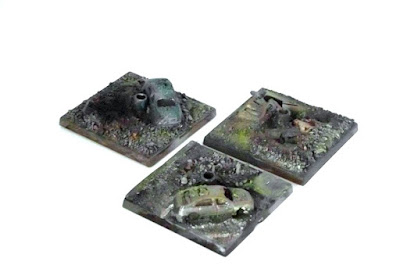 40mm Large Flight Bases picture 3