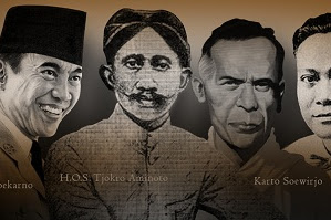 Peneleh Kampungnya Tokoh Pergerakan Indonesia