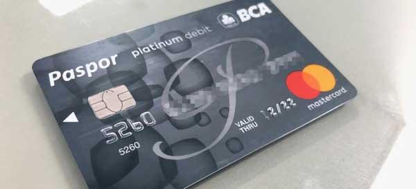 Cetak Kartu ATM BCA Hilang di Cabang Lain