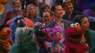 Sesame Street 50 Anniversary Celebration