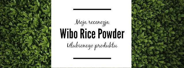 Wibo Rice Powder