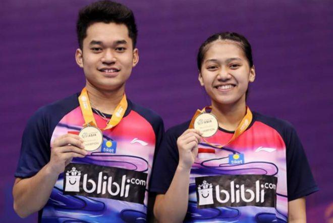 Inilah Indah Cahya Sari, Pebulutangkis Asal Bone Juara Asia Junior Championships 2019