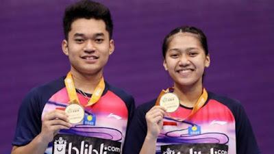 Bangga! Indah Cahya Sari, Pebulutangkis Asal Bone Juara Asia Junior Championships 2019