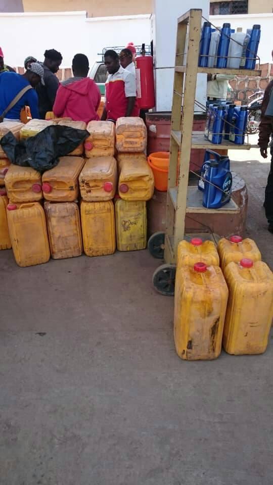 Fuel Shortage Hits Bamenda