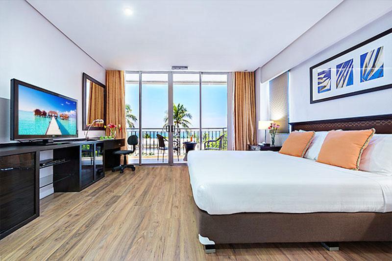 Court Meridian Hotel in Zambales