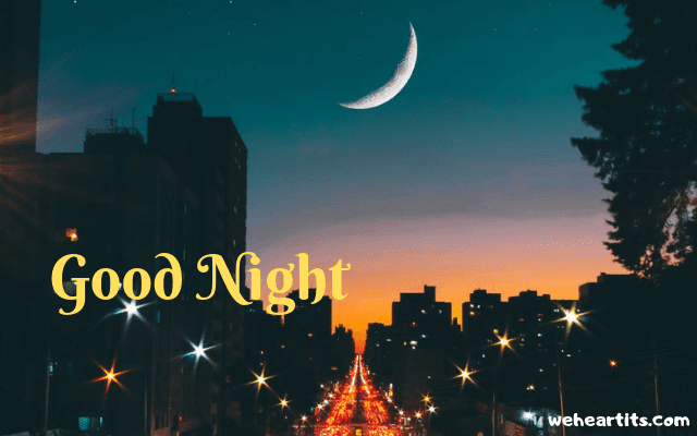 good night images 2018