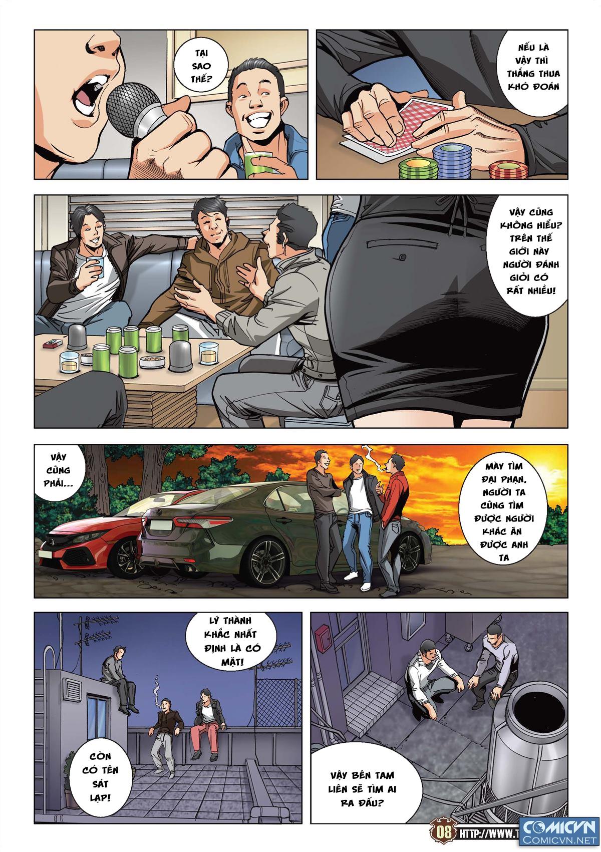 Người Trong Giang Hồ chapter 2113: cự tinh chi chiến trang 6