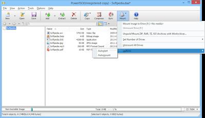 PowerISO Computer Software 03