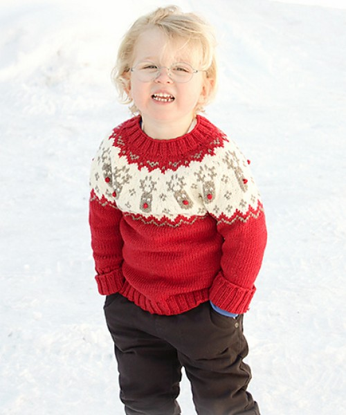Little Red Nose - Free Pattern