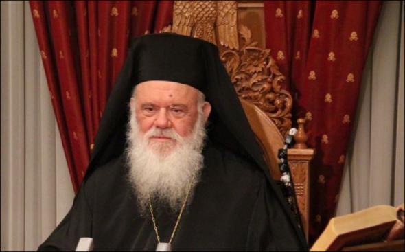 """""""Καρφί"""" από τον Ιερώνυμο: Κάποιοι δεν αγαπάνε την Εκκλησία και θέλουν αποχριστιανισμό"""