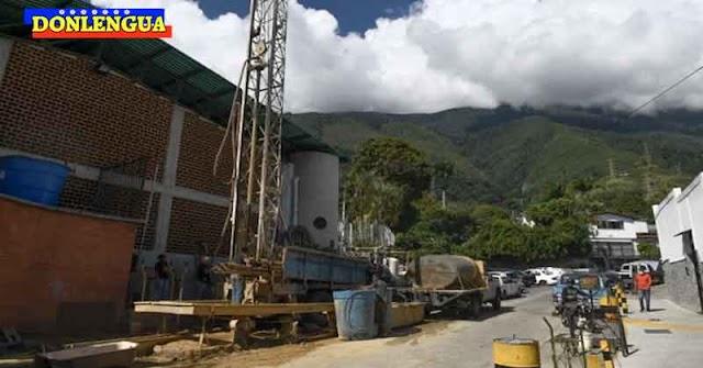 VENEZUELA COLONIAL | En edificios comienzan a perforar pozos para guardar el agua de la lluvia