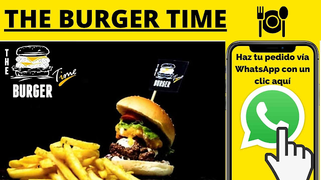 The Burger Time