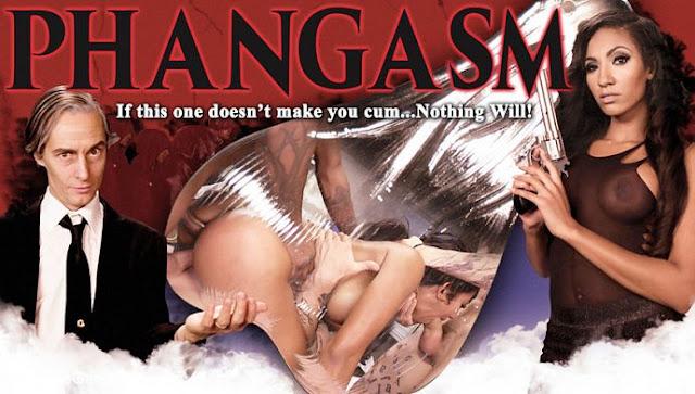 Sadie Santana – Phangasm Hardcore Parody