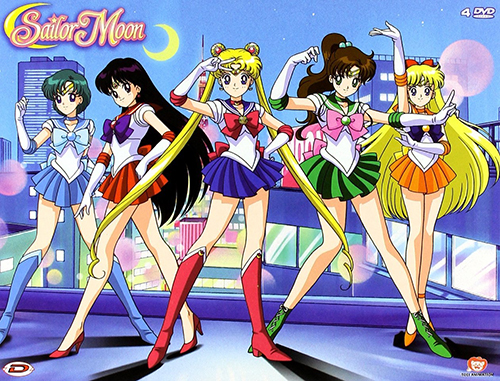 Sailor Moon Torrent - DVDRip