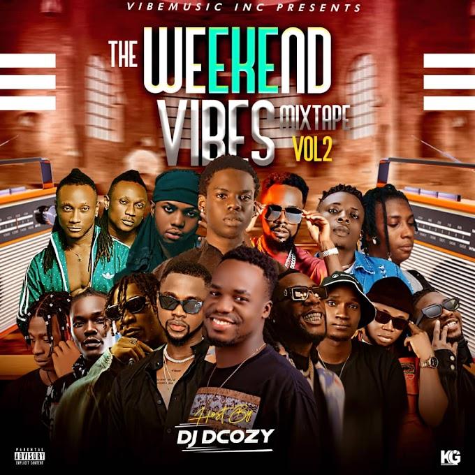 (DJMIX) DJDCOZY - The Weekend Vibes mixtape