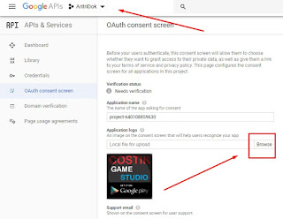 Cara Mengatasi Error 12500 Login Google Firebase