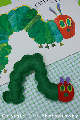 Caterpillar Crafts For Toddlers