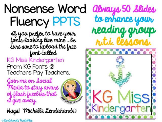 https://www.teacherspayteachers.com/Store/Lendahands-Printables/Category/-NWF-Power-Points-