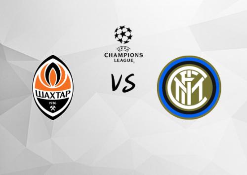Shakhtar Donetsk vs Inter de Milán  Resumen y Partido Completo