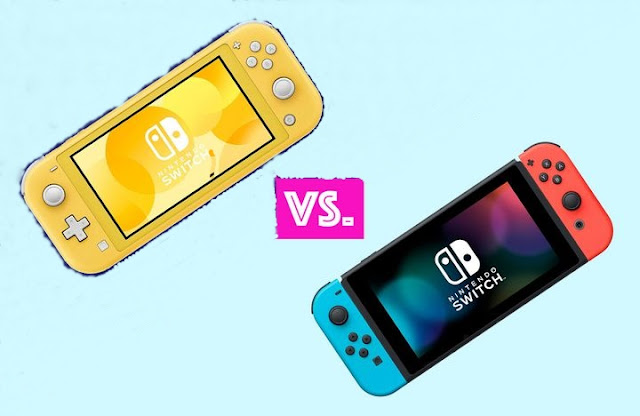 Beli Nintendo Switch Reguler atau Switch Lite