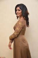 Eesha looks super cute in Beig Anarkali Dress at Maya Mall pre release function ~ Celebrities Exclusive Galleries 031.JPG