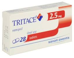 سعر ودواعى إستعمال دواء تريتاس Tritace لعلاج ضغط الدم المرتفع