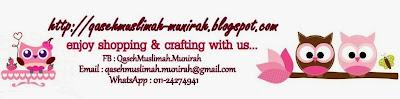 QasehMuslimah-Munirah