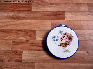 Чудесная игла Буду футболистом