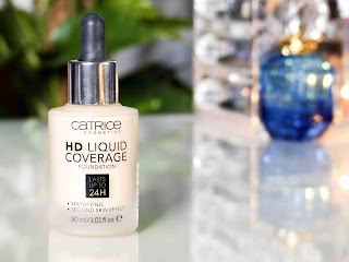 HD Liquid Coverage Foundation von CATRICE