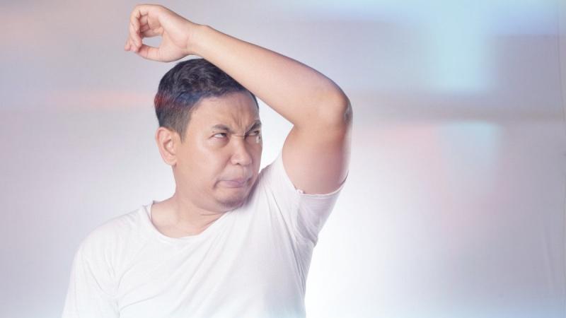 Penyebab Bau Badan