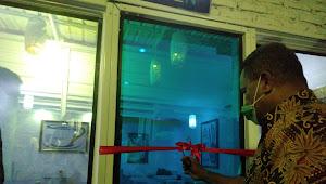 Kado Tahun Baru 2021 Untuk Alor, Penggagas ACM Kembali Lounching White Cafe