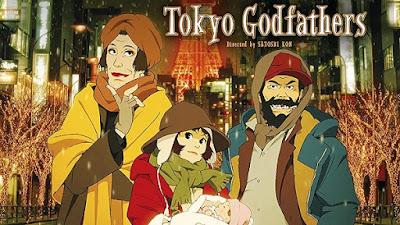 TOKYO GODFATHERS ANIME
