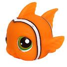 Littlest Pet Shop Pet Pairs Clownfish (#130) Pet