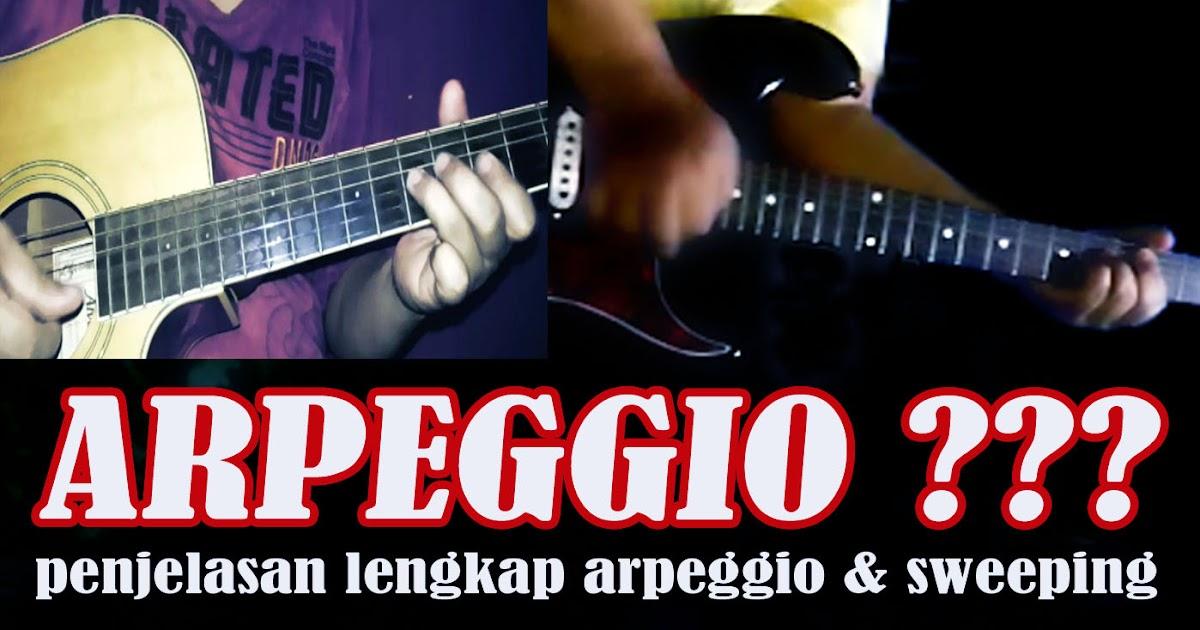 Belajar Arpeggio Gitar