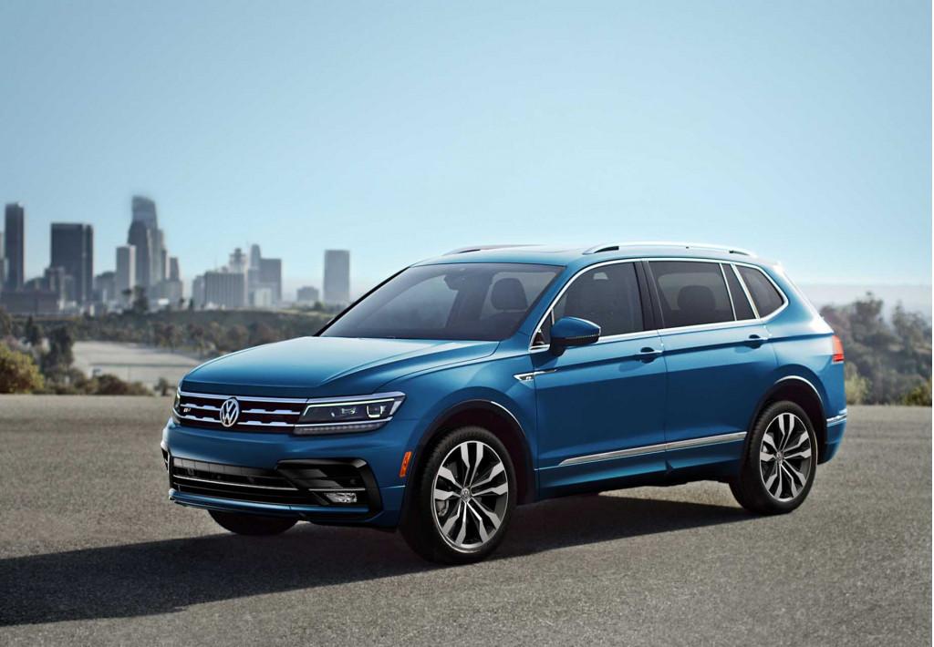 2021 Volkswagen Tiguan Review - Your Choice Way