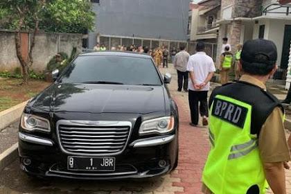 Weeww.. Punya Mobil Mewah, Tapi Tiga Tahun Nunggak Pajak, Pemilik Mobil Ini Kena Tagihan Senilai Rp 190 Juta!