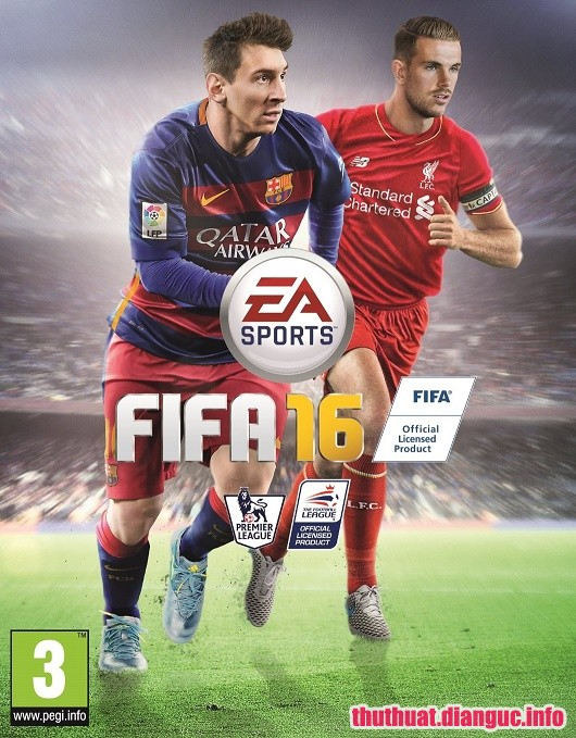Download FIFA 2016 Full Cr@ck Fshare