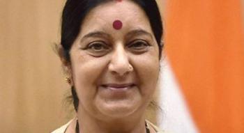 #BREAKING - Former External Affairs Minister Sushma Swaraj passes away.