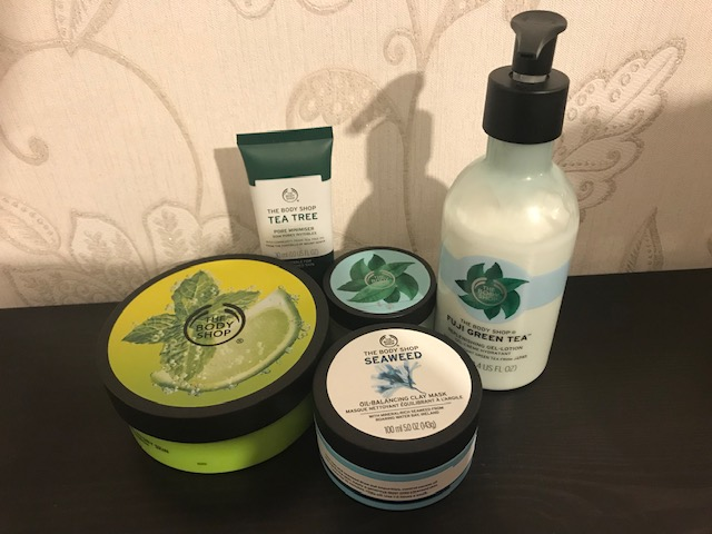 The Body Shop, Skin Care,