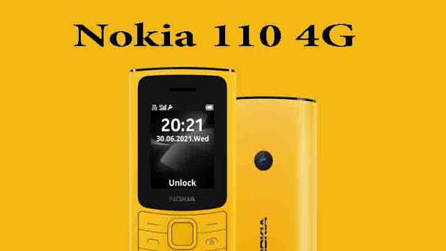 نوكيا تطلق هاتف Nokia 110 4G الجديد تعرف عليه حالا