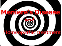 Meniere's disease and homeopathic treatment