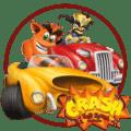 تحميل لعبة Crash Tag-Team Racing لأجهزة psp ومحاكي ppsspp