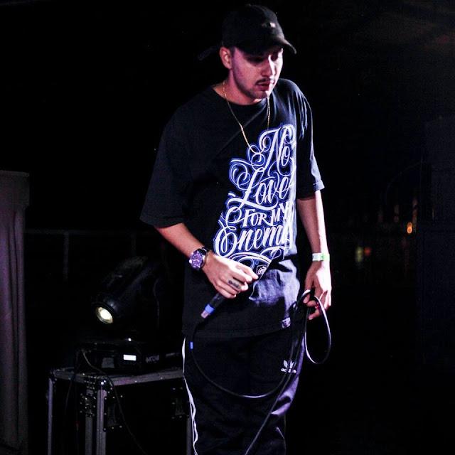 """O rapper Luizão lança o webclipe """"Na Caminhada"""""""