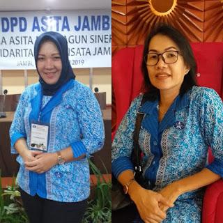 Inilah Wajah-wajah Calon Ketua DPD ASITA Jambi Periode 2019-2024.