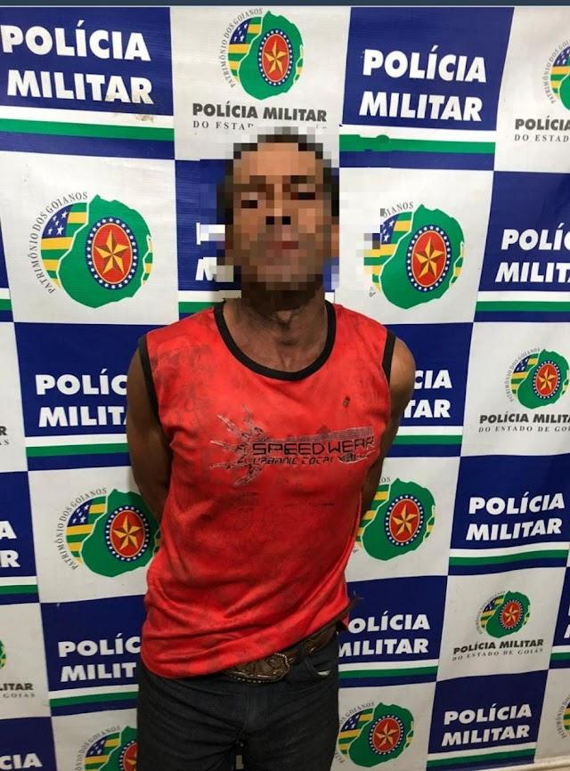 Rio Verde: Suspeito de estuprar criança em banheiro de lanchonete é preso